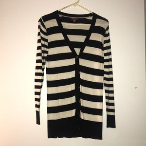 Striped MERONA cardigan